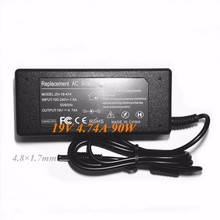 19V 4.74A Laptop Power Supply Notebook AC Adapter For HP Pavilion DV6000 DV1000 DV8000 DV8200 DV8300 DV8400 dv9000 dv6700 dv6600(China)