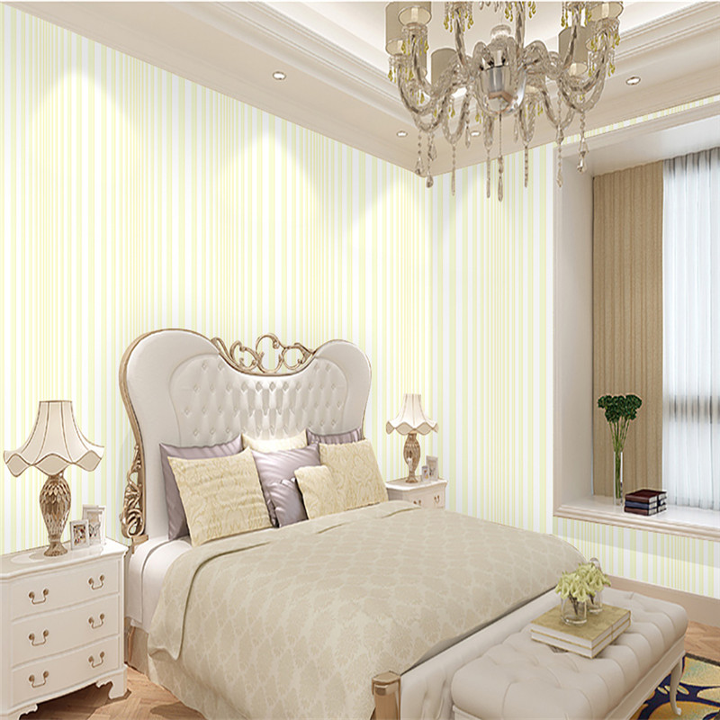 Custom Photo Wallpapers Stripe Solid Wall Mural for Living Room Background Home Decor Wallpaper for Walls 3D Bedroom Murals<br>