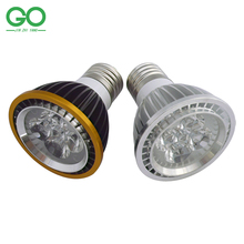 5W E27 PAR20 LED Spotlights Dimmable/Non-dimmable 130-140lm/w Replace 50W Halogen Lamp Spot Light Bulb Reflection Lamp