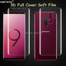 Buy 3D Curved Cambered Full Cover Soft PET Film Screen Protector Samsung Galaxy S8 S9+ S7 S6 Edge Plus Note8 (Not Tempered Glass for $1.49 in AliExpress store