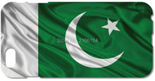 Pakistan Flag Cover For iphone 5 5S SE 5C 6 6S 7 Plus For Samsung Galaxy A3 A5 A7 A8 A9 J1 J2 J3 J5 J7 2016 Cell Phone Case