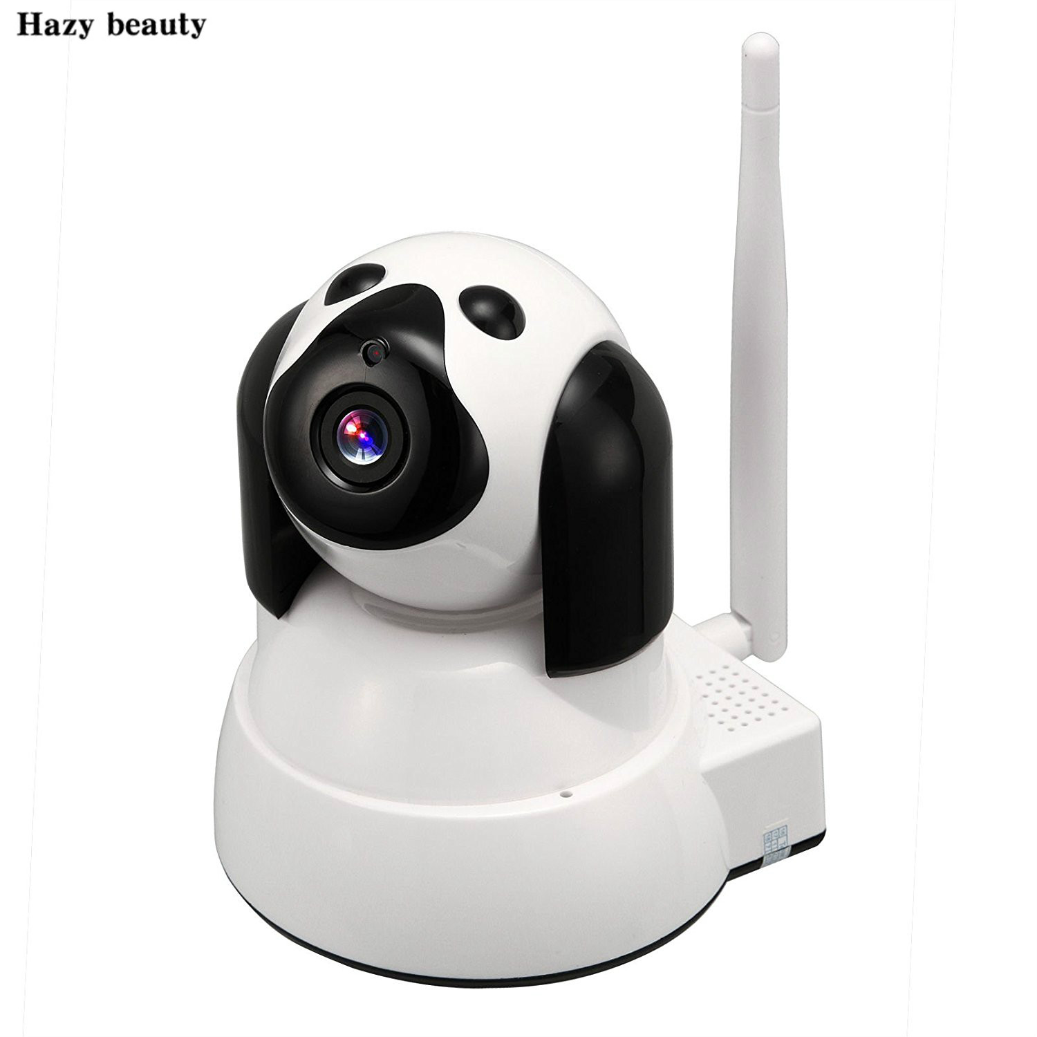 IP Camera Wi-Fi Wireless Smart Dog Security Wifi Camera Micro SD Network Rotatable Defender Home Telecam CCTV Android IOS PC FH4<br>