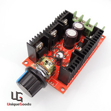 Hot Sale 12V 24V 48V 2000W MAX 10-50V 40A DC Motor Speed Control PWM HHO RC Controller(China)