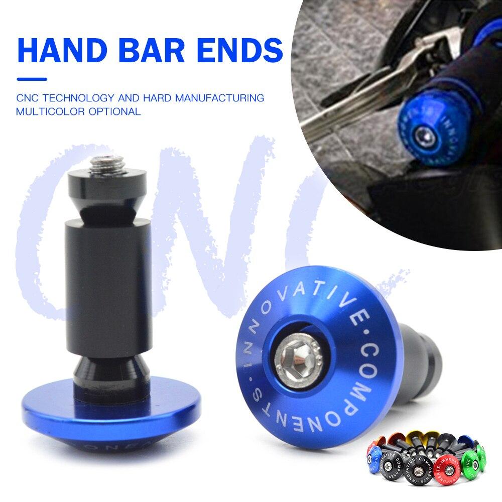 CNC Aluminum Motorcycle Handle Bar End Moto 7/8