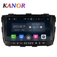 KANOR Octa Core Android 6.0 RAM 2G 32G ROM For KIA Sorento 2013 Car DVD Player GPS Radio WIFI Bluetooth Map USB Audio(China)