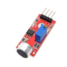 High Sensitivity Sound Microphone Sensor Detection Module For Arduino AVR PIC(China)