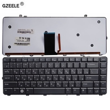 GZEELE RUSSIAN Laptop Keyboard for Dell 1535 D1535 1531 1536 1537 1435 1555 PP39L PP24L RU layout black with Backlight keyboard(China)