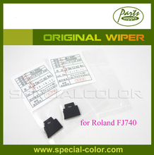 Original Waterbased DX4 cleaning wipper for roland FJ740 Printer Wiper(China)