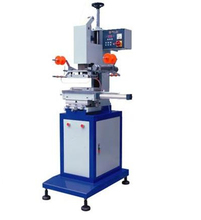 max printing area: 150x200mm leather logo flat hot stamping machine(China)