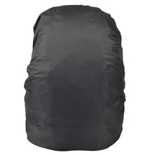 1pcs Nylon solid color RainCover 30-40L Protable Waterproof Backpack Bag Rain Cover For Travel bag(China)