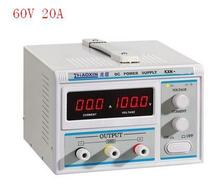 DC regulated power supply 60v20a high power DC switching power supply kxn-6020d electroplating aging(China)
