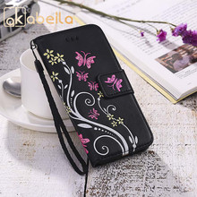 AKABEILA Flip PU Leather Cases For Samsung Galaxy J3 2017 J330F/DS J3 Pro 2017 5.0 inch US Version Covers Card holder H(China)