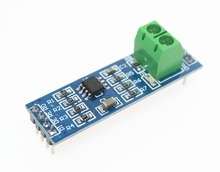 MAX485 Module RS-485 TTL to RS485 MAX485CSA Converter Module For Integrated Circuits Products(China)