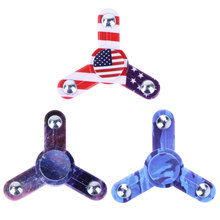 Buy Fidget Spinner Flag Toys Sensory Figet Autism ADHD Hand Spinner Anti Stress Toys Funny Plastic EDC Spiner for $1.47 in AliExpress store