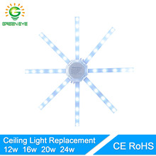 GreenEye Magnetic Surface Mounted Led Light Board Ceiling Lamp Replacement 220V 12W 16W 24W Downlight Accessory Panel Spotlight