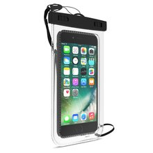 Waterproof Pouch Case For 3-6.5inch for iPhone Cool Style PVC Waterproof Bag for Mobile Phone Clear Water Resistant Phone Pouch