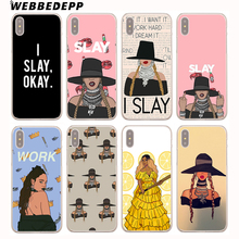 Buy WEBBEDEPP Beyonce Lemonade Hold Hard Cover Case iPhone 8 7 6S Plus X/10 5 5S SE 5C 4 4S for $1.49 in AliExpress store