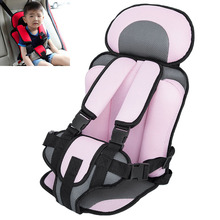Convertible Baby Car Seat Baby Kids Safety Chairs In Car Thickening Cotton Adjustable Children Infant Booster Safety Car Seats(China)
