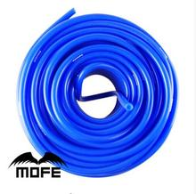 8.24 MOFE Universal 30m Blue/Red ID4mm Auto Car Vacuum Silicone Hose Racing Line Pipe Tube Car-styling(China)