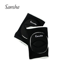 Sansha Sport Kneecap For Football Basketball Volleyball Sport Safety Protector Knee Pad(China)