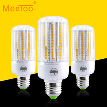 110V 220V LED Bulb Light E27 Replace Incandescent  20W 60W 80W 100W 120W Spotlight 5730SMD 24 30 42 64 80 89 108 136 LEDs Lamp