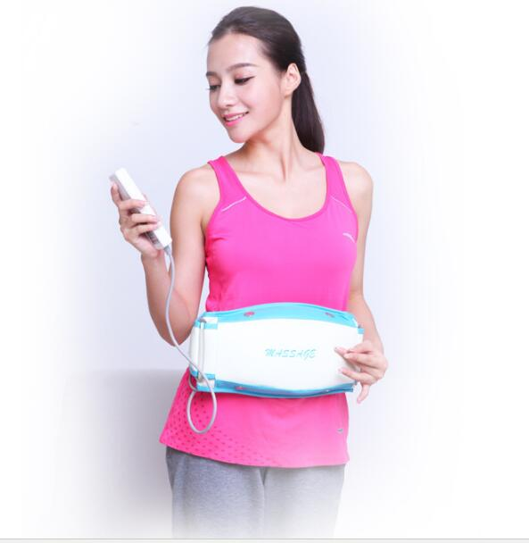 Body Wrap Electric Beauty Care Slimming Massager Belt Vibra Tone RELAX Vibrating Fat Burning Weight Loss Losing Effective<br>