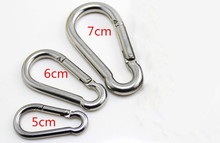 202 Stainless Steel Pet Dog Leads Leash Collar Connection Buckle 1Pcs/lot
