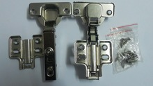 2PCS/LOT European Hydraulic Smooth Soft Close Kitchen Furniture Cupboard Cabinet Hinge Hinges(China)