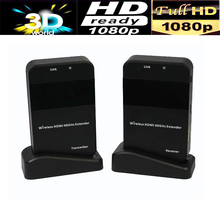 60G Wireless HDMI extender transmitter receiver kit up to 30M 100ft 3D&full HD1080P supported