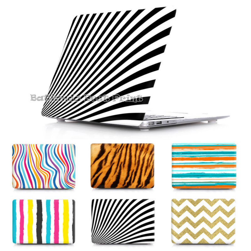 Fashion Zebra Pattern Air 11 13 12 Case for laptop Sleeve Apple Macbook Pro 13 15 With Retina display transparent Cover<br><br>Aliexpress