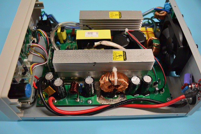 Adjustable Variable Switching DC Power Supply Output 0-30V 0-30A PS3030 AC 220V (3)
