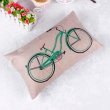 Best Selling Car Pillow Case Sofa Waist Throw Cushion Cover Home Decor Factory Price Apr14