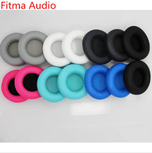 Fitma Audio Arrival 1 Pair Ear Pads Cushion Soft Wearing Ear Pad Replacement for Monster DNA On-Ear DNA Pro Headphone
