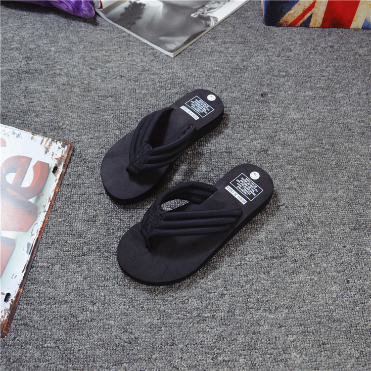 SAGACE Women slippers 2018 Fashion Flip-flops female non-slip beach sandals and slippers shoes slippers feet slippers May22 8 Online shopping Bangladesh