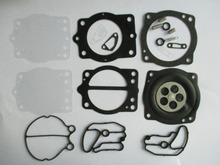 Keihin CDK II Kawasaki ZXI Polaris jet ski carburateur motomarines jet ski bateau ZXI SHL POLARI reconstruire kits/de réparation kit(China)