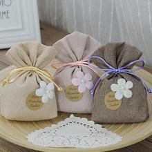 3pcs/lot Aromatic Air Freshener Scented Sachets, Natural Fragrance Aroma Aromatic Bag for Wardrobe,Car,Closet,Home Decorate