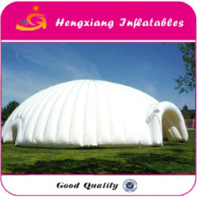 Free Shipping PVC New Design Inflatable Dome Tent With Door For Party