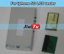 Mobile Phone LCD Tester Tool For iPhone 5 5G LCD Screen Digitizer Dispaly testing Test Board Battery