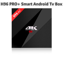 2017  H96 Pro+ H96 PRO TV BOX Amlogic  S912 2G/3G ram 16G/32G rom with CE certificate android 7.1 set top box Wifi BT 4 K