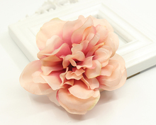 Artificial Flower Hair Clips. Wedding Party Woman Fabric Flower Hair fascinators. Floral Hair Clips Travel festival ornament