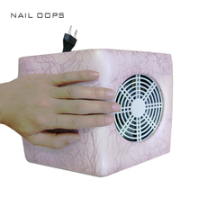 Nail Art Dust Suction Collector fans Nail dust collector nail dust cleanser collector Nail dryer machine 220V