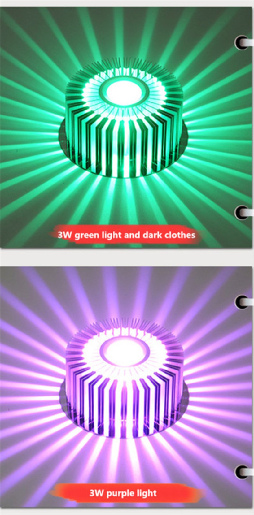 LED Crystal Aisle Celling Light (6)