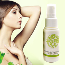 Fashion NEW Body Lotion Essence Clean & Fresh Liquid Perfume Sweat Body Odor Herbal Antimicroblal *41(China)