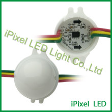 30mm dream visual flashing dmx pixel led WS2801(China)
