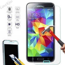 9H Tempered Glass Screen Protector Film For Samsung Galaxy S3 S5 A3 A5 2016 S6 i9060 G355 S7562 G530 G360 J1 J2 J3 J5 Prime Case(China)
