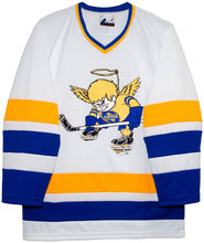 MMinnesota Fighting Saints Hockey Jersey Embroidery Stitched Customize any  number and name Jerseys(China) 0087c70da