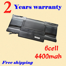 "JIGU 50wh  For Apple Macbook Air 13"" A1369 2011 A1405 laptop battery free shipping"