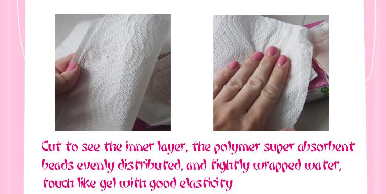 Korea 6pcs AEJISU organic cotton heavy flow over Night Sanitary Napkins pad 3mm feminine hygiene products menstrual towel pads 21