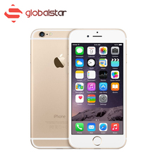 Original Unlocked Apple iPhone 6 Smartphone 1GB RAM 16GB / 64GB ROM Dual Core Cell Phone 4.7 Inch iOS WCDMA 4G  Mobile Phone