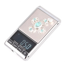 Mini Weighing Balance Digital Scale 300g x 0.01g Electronic Scales Mini Jewelry Pocket Gram Scale High Precision(China)